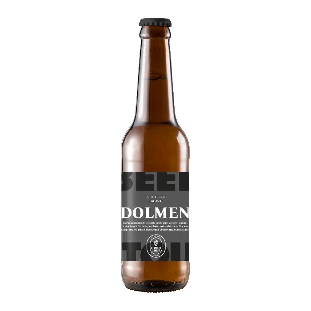 cervesa artesana ponent dolmen